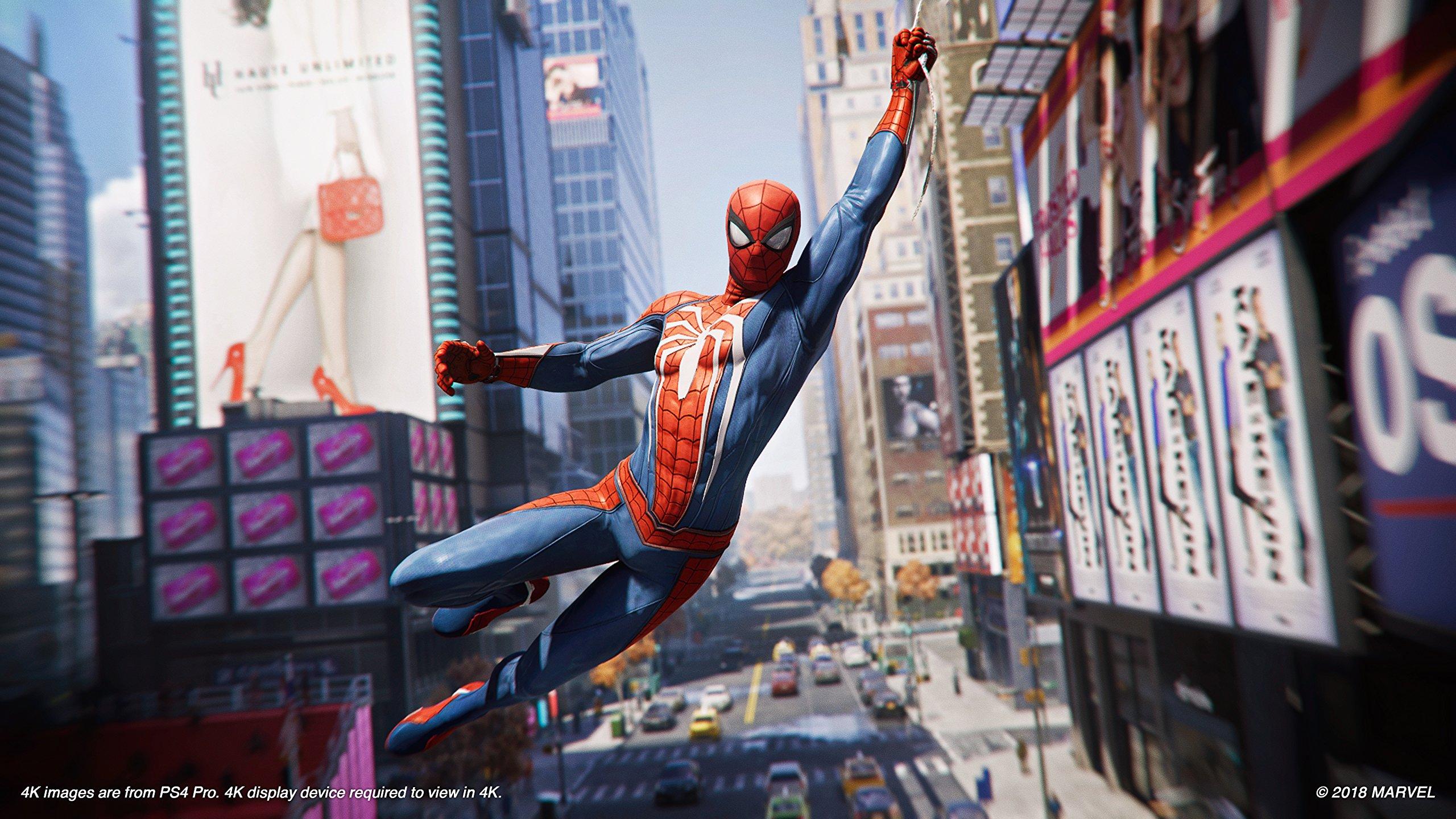Marvel's Spider-Man oyununun ikinci ön sipariş bonusu belli oldu
