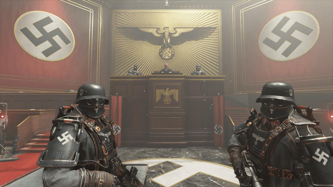 Almanya artık Nazi sembollü oyunları kabul etmeye başlıyor