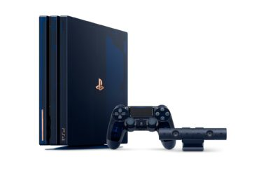 PlayStation 4 Pro: 500 Million Limited Edition