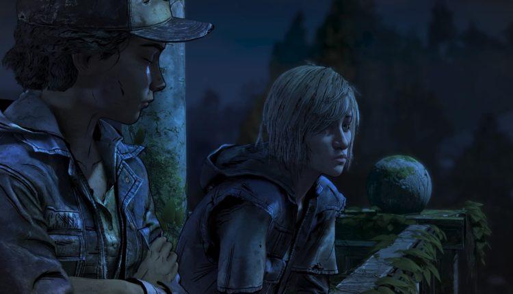 The Walking Dead: The Final Season - Suffer The Children