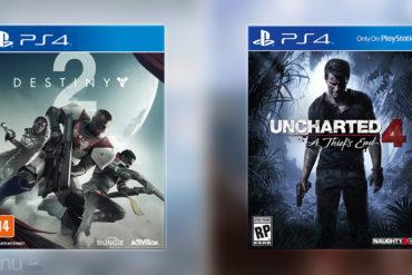 Destiny 2 ve Uncharted 4: Bir Hırsızın Sonu