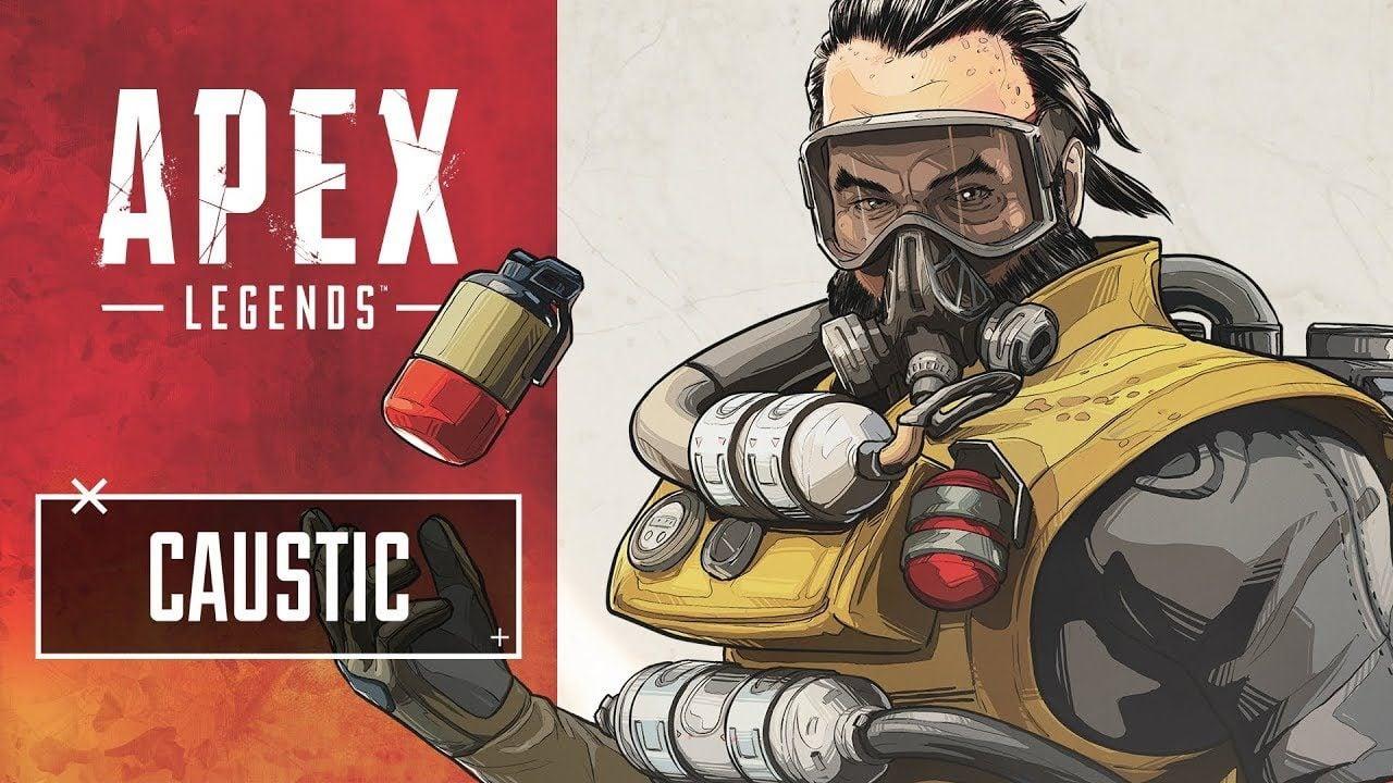 Apex Legends: Caustic Rehberi