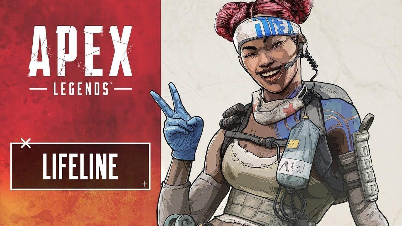 Apex Legends: Lifeline rehberi