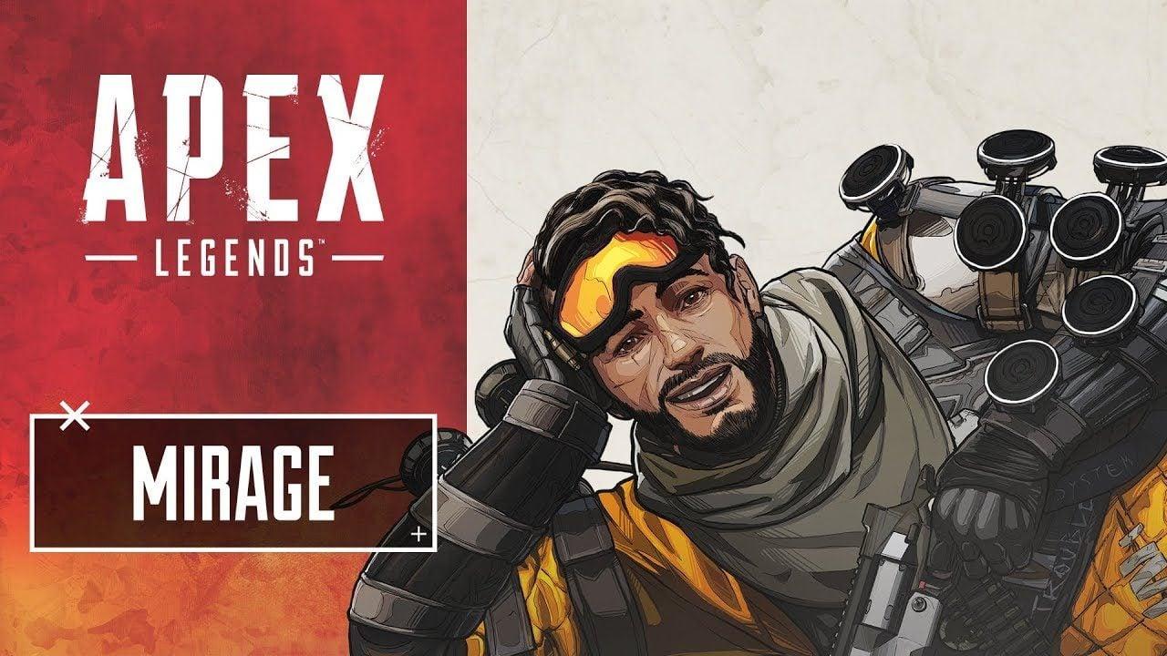 Apex Legends: Mirage Rehberi