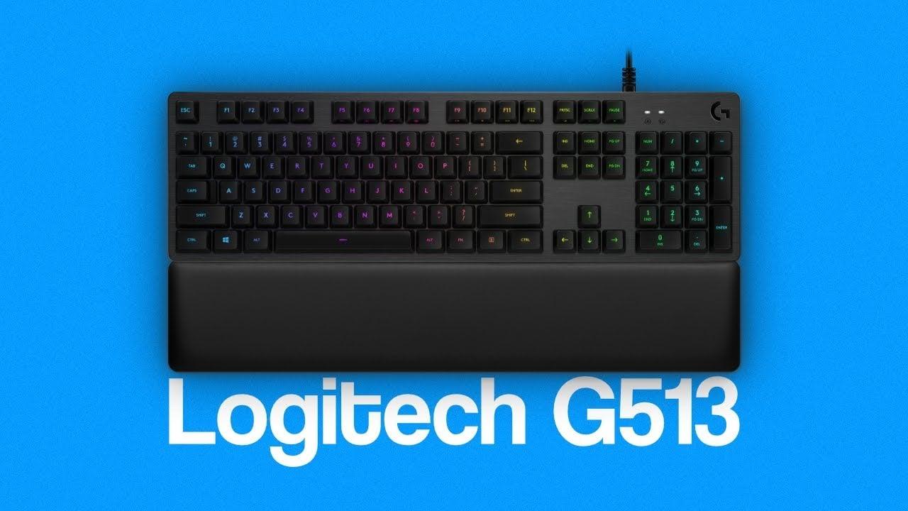 Logitech G513 (GX Blue) incelemesi