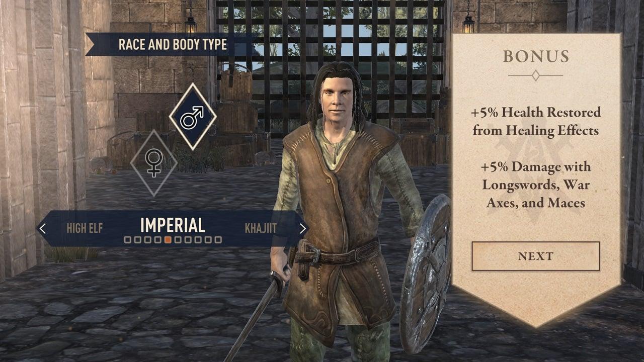 The Elder Scrolls: Blades ön incelemesi