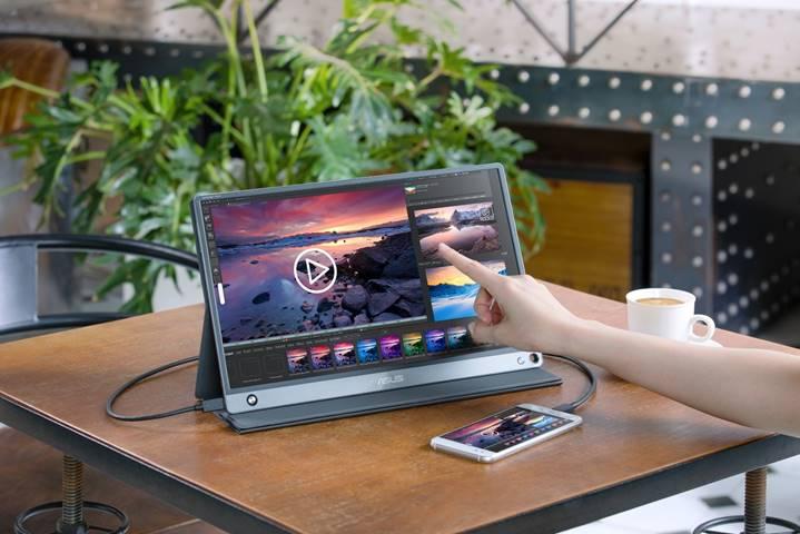 ASUS ZenScreen Touch