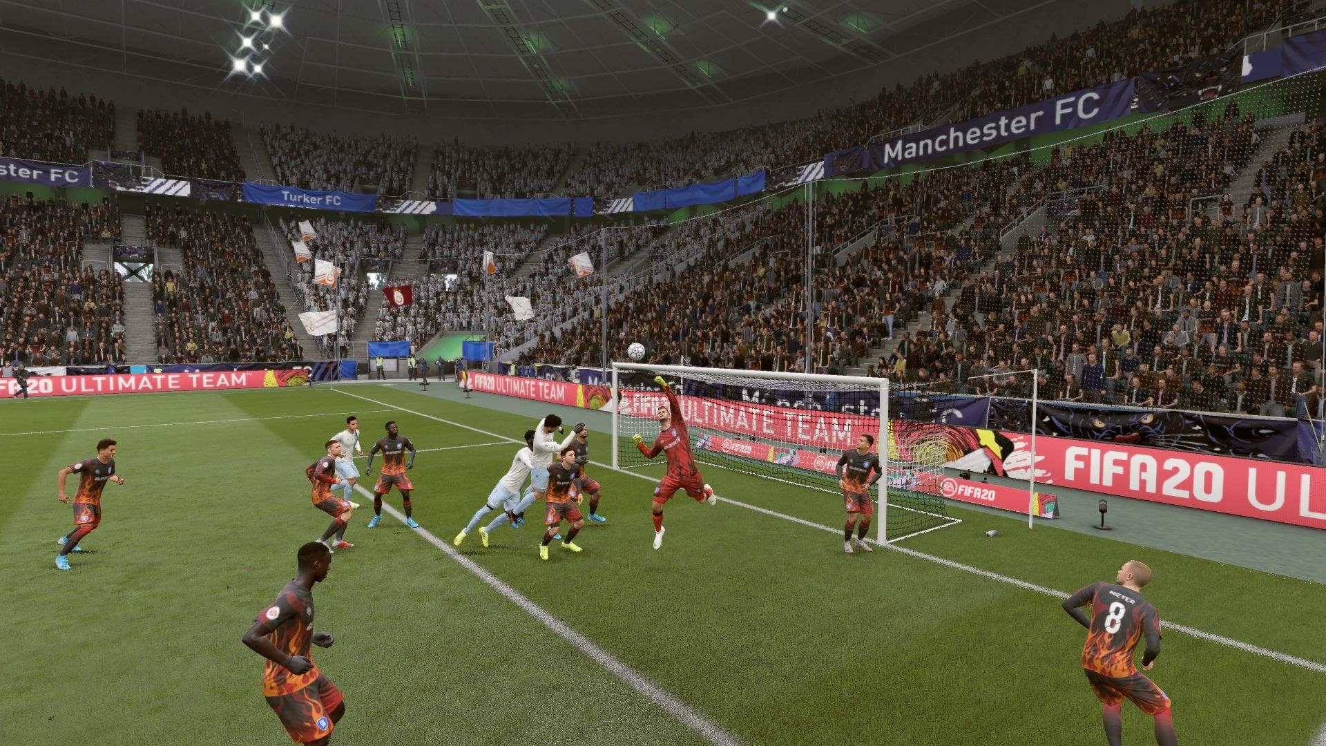 FIFA 20 için 8. büyük güncelleme geldi - Gelişmeler devam ediyor