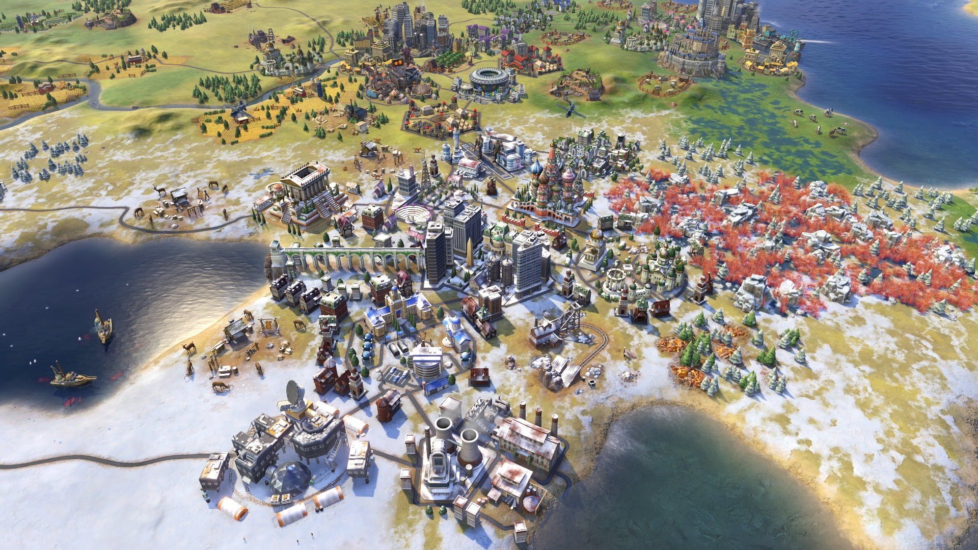 Epic Games Store, şimdi de ücretsiz olarak Sid Meier's Civilization VI oyununu veriyor