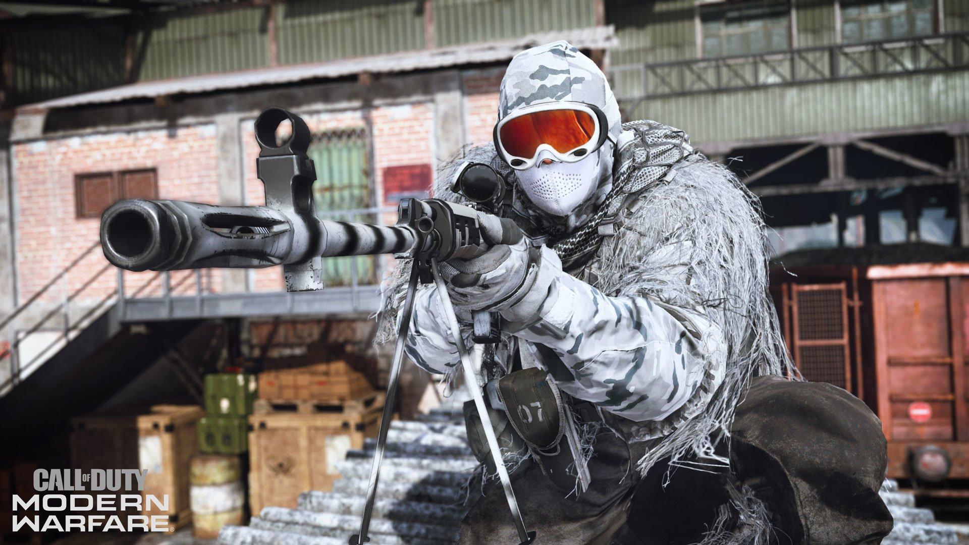 Call of Duty: Modern Warfare - Birinci Sezon