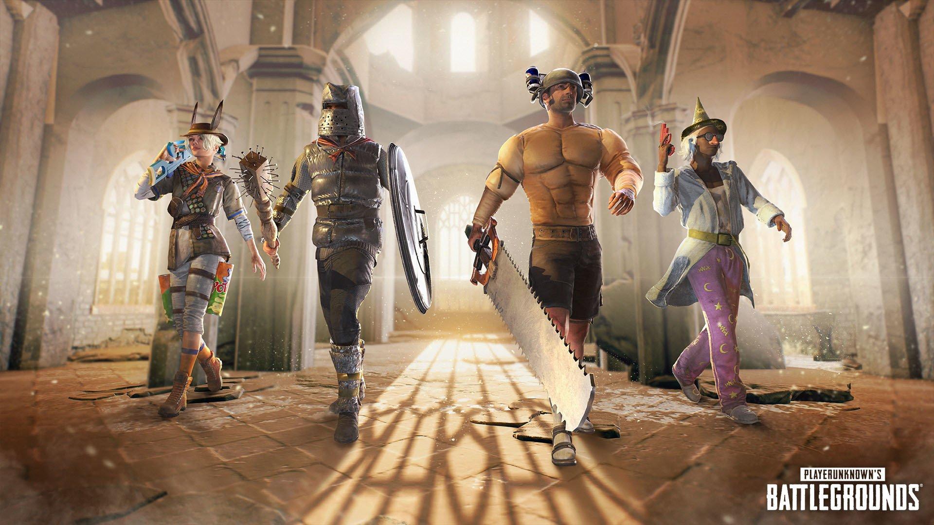 PUBG Fantasy Battle Royale