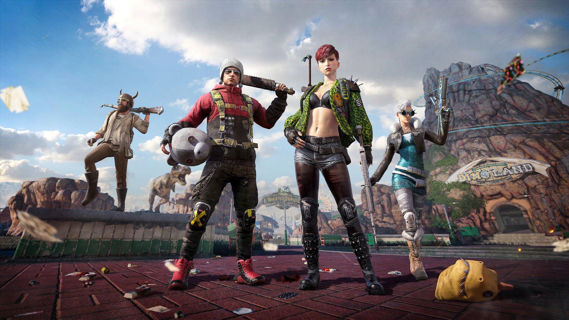 PlayerUnknown's Battlegrounds – Survivor Pass: Cold Front