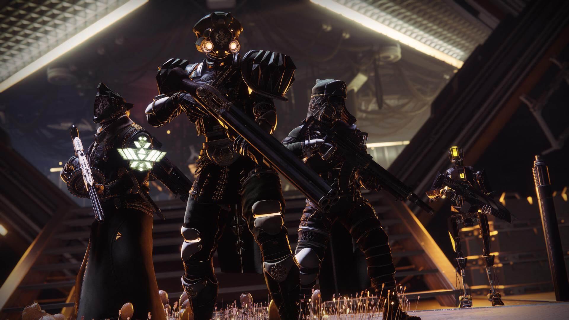 Destiny 2: Season of the Worthy