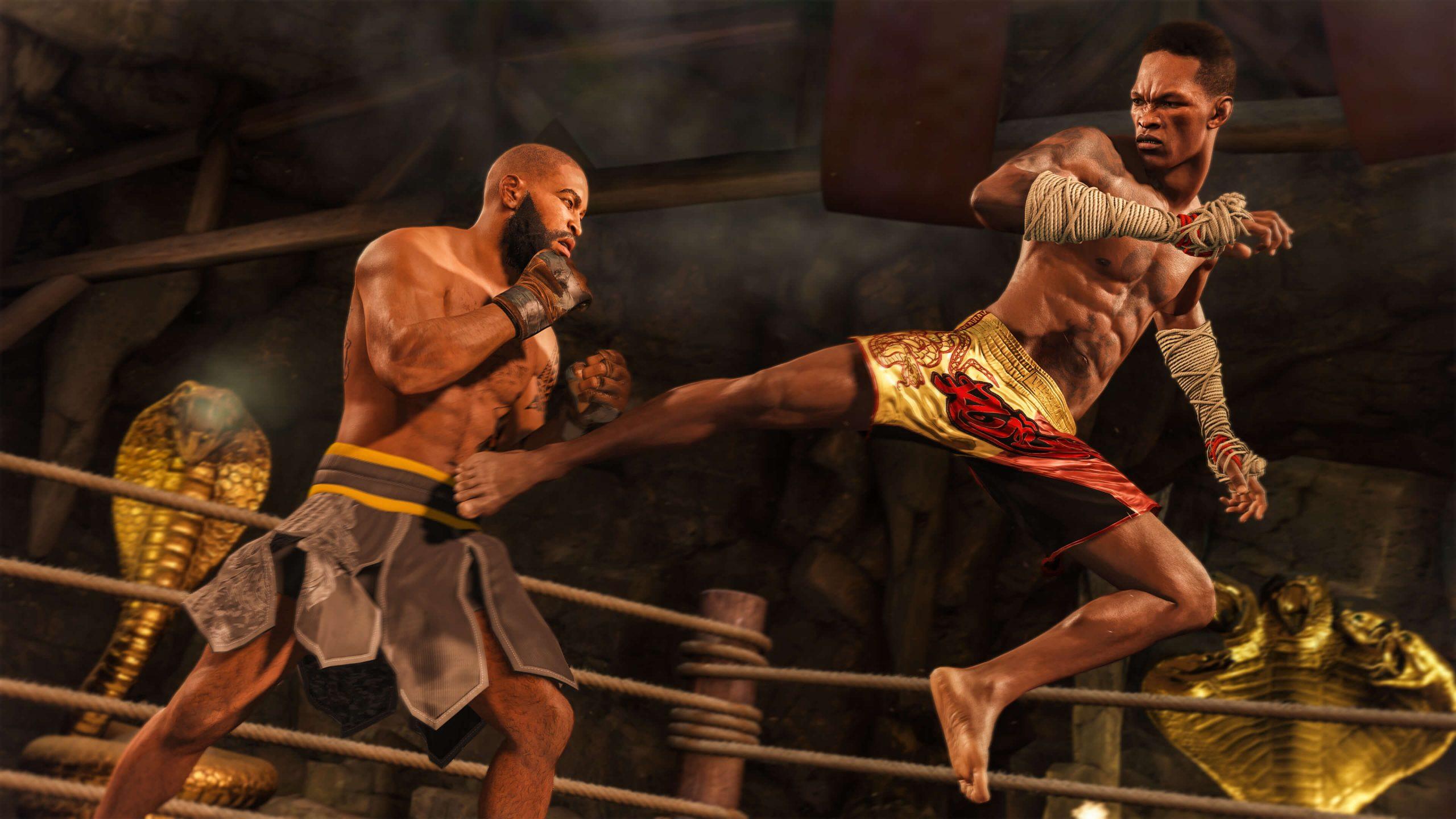 Xbox Game Pass için UFC 4 ve daha fazla oyun geliyor