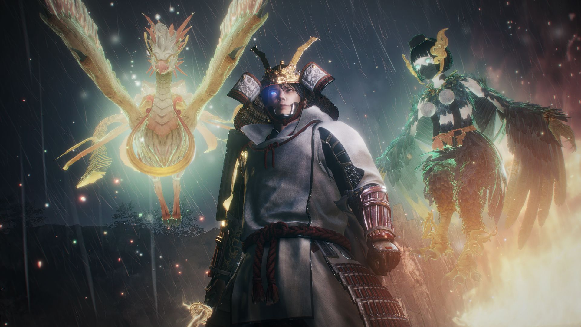 Nioh 2 - The Tengu's Disciple