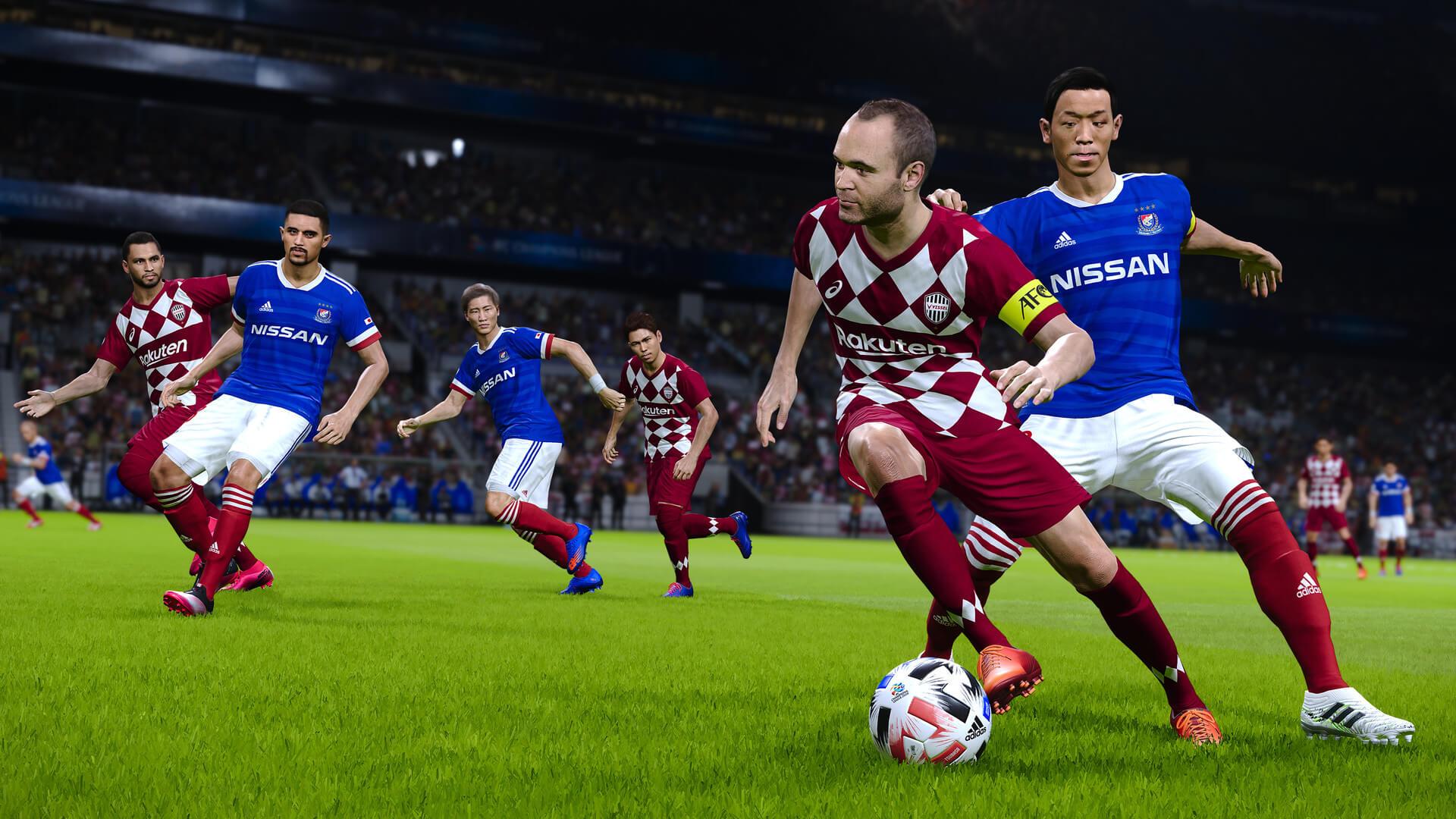eFootball Pro Evolution Soccer 2021