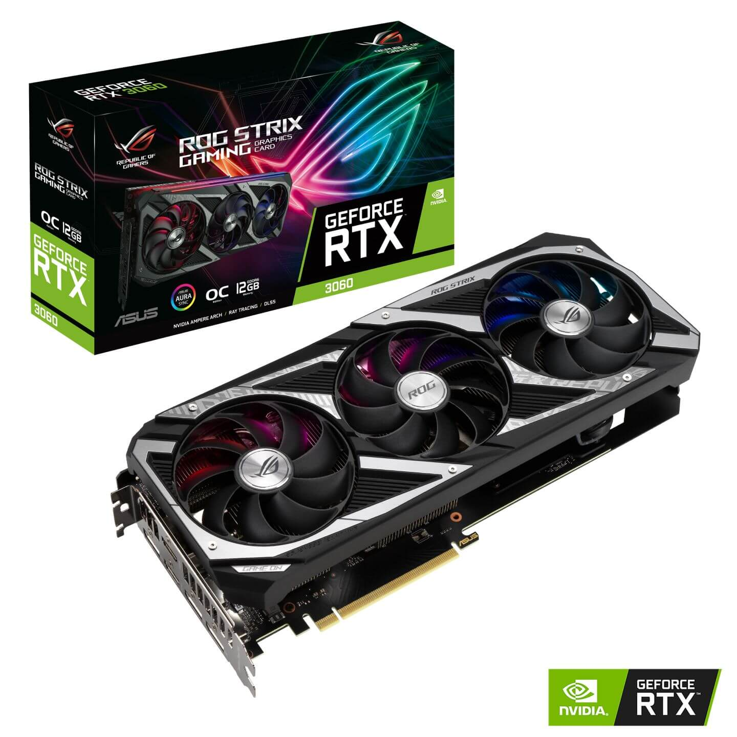 ASUS GeForce RTX 3060