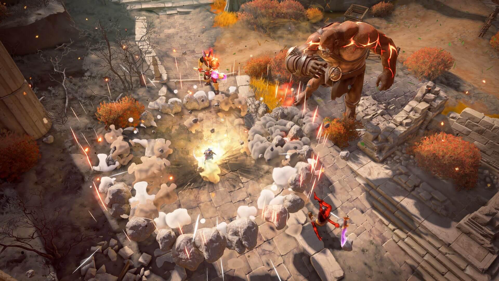 Immortals: Fenyx Rising - The Lost Gods